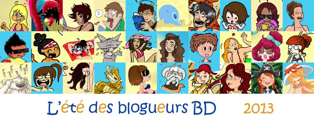 Mosaique 2 ete des blogueurs 2013